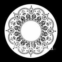 "Stencil ""Morocan Melody"" - 30 x 30 cm"