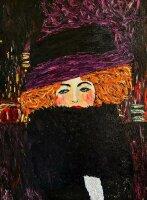 "Mint by Michelle ""Purple Hat"""
