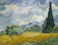 """Mint by Michelle """"Wheatfileds & Cypresses"""""""