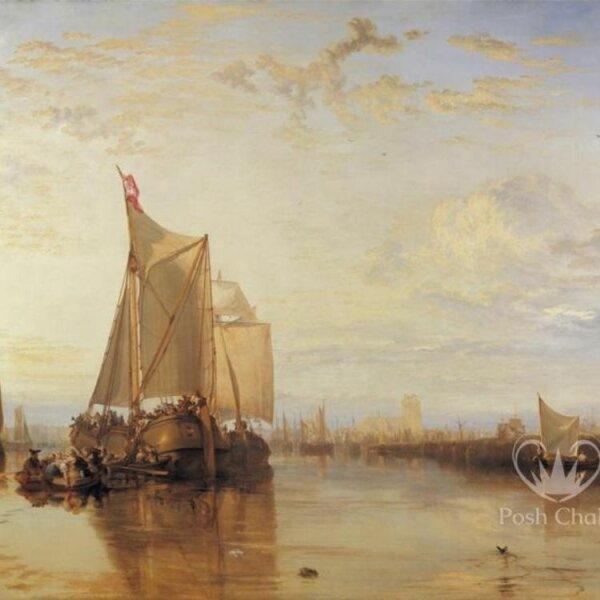 """Posh Chalk """"Ships in Vesper"""""""
