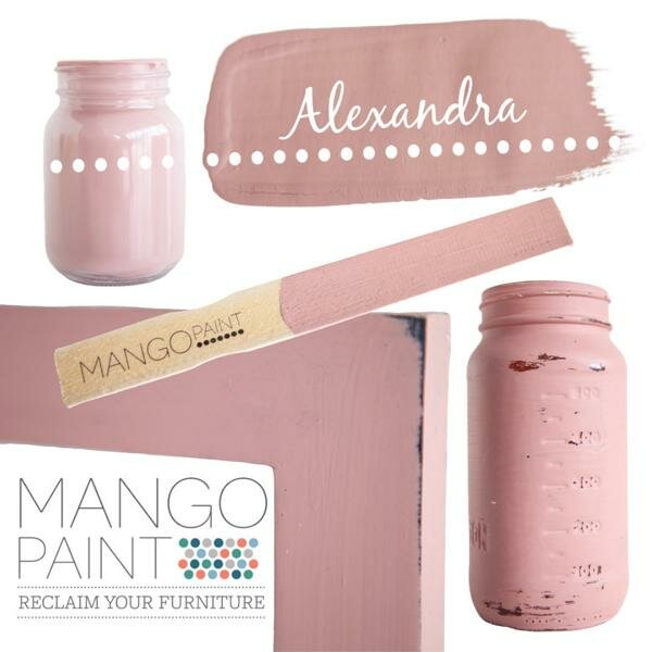 "MANGO Paint ""Alexandra"""