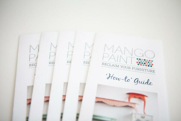 """Mango Paint """"HOW TO DO"""" - Guide"""