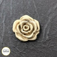 WoodUbend WUB0344 swirl Rose 2,7 x 2,7 cm
