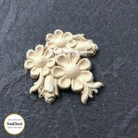 WoodUbend WUB0350 swirl Rose 3,5 x 3,5 cm