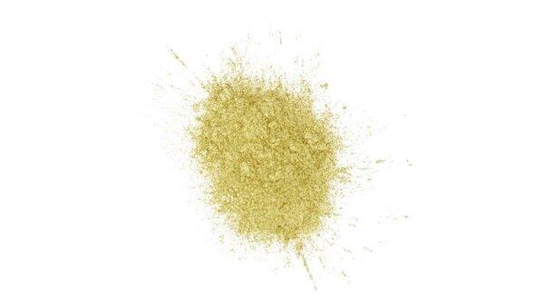 "Posh Poporines Metallic Pigment ""Lemon Gold"""